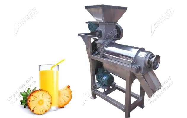Crush Type Fruit Juice Extraction Machine Commercial Juice